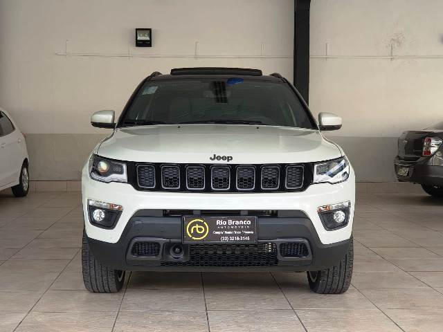 Jeep Compass S 4×4 Diesel 2021 full